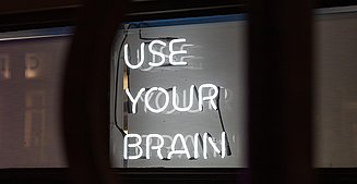 """Use Your Brain"""