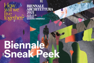 Biennale Sneak Peek Plakat