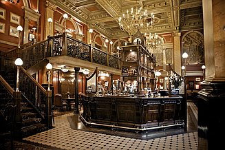 The Old Bank of England Pub Interior